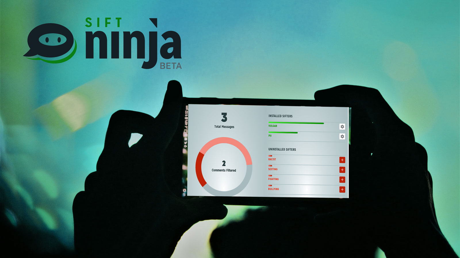 Sift Ninja User Experience Design